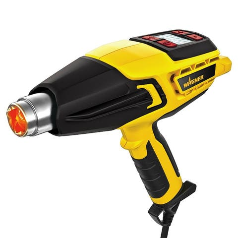 Wagner 0503063 Furno 500 Digital Heat Gun w/ Variable Setting, 1500W, 5100 BTUs