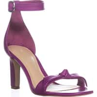 Marc Fisher Dalli Ankle Strap Heeled Sandals, Medium Pink