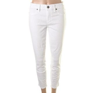 Paige Womens Hoxton Mid-Rise Skinny Ankle Jeans - 30