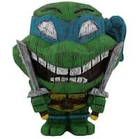 """Teenage Mutant Ninja Turtles Leonardo 4"""" Eeekeez Figurine - multi"""