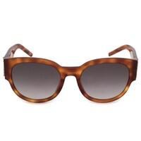 b705fdc566b5 Shop Saint Laurent Cateye Sunglasses SL102 001 47 - Free Shipping ...