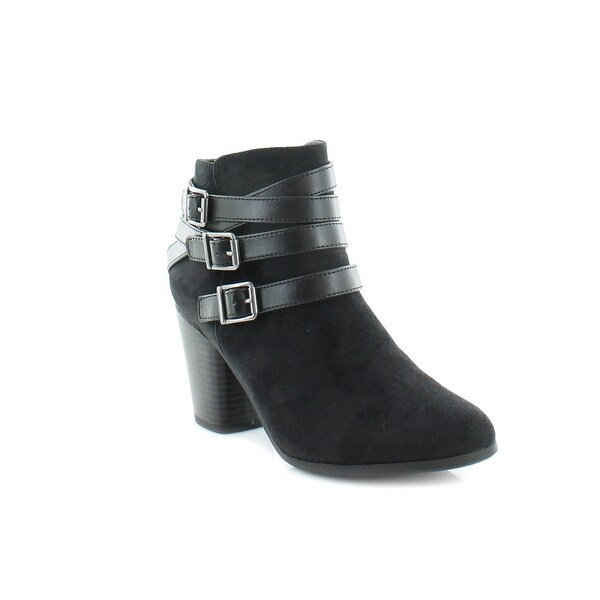 Material Girl Minah Women's Boots Black