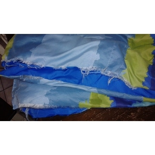 Watercolor 8-piece Bed in a Bag with Sheet Set