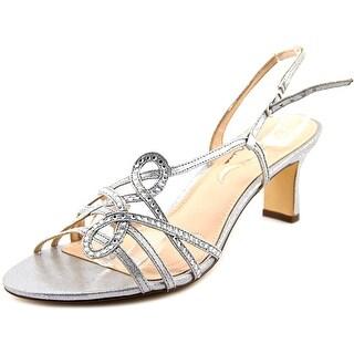 Nina Nineve Open Toe Canvas Sandals