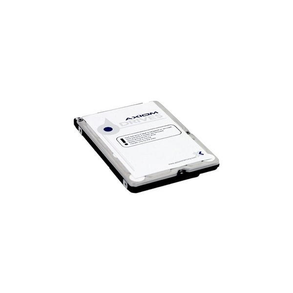 "Axion 00AD035-AXA Axiom 500 GB 2.5"" Internal Hard Drive - SATA - 7200 - 64 MB Buffer - OEM"