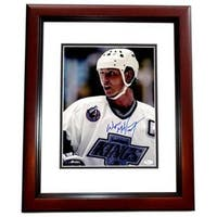 Wayne Gretzky Signed - Autographed Los Angeles Kings 11 x 14 in.