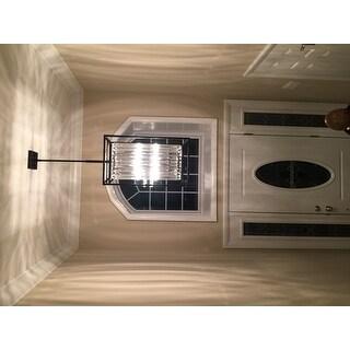 "Designers Fountain 87454 Linares 14"" Width 4 Light Full Sized Foyer Pendant"