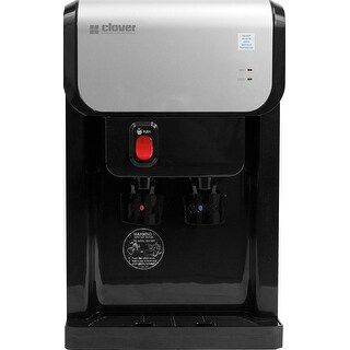 Clover D1 Black SD19 Countetop Water Cooler