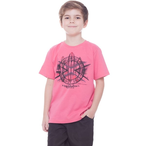 Boys T-Shirt Graphic Tee Kids Clothing Summer Top Pulla Bulla 2-10 Years