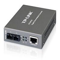 Tp-Link Mc200cm 2 Port Gigabit Ethernet Media Converter Multi Mode Sc Fiber