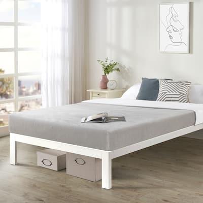 Titan C Heavy Duty Steel Platform Bed By Crown Comfort