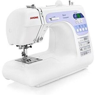 Janome DC 3050 Computerized Sewing Machine