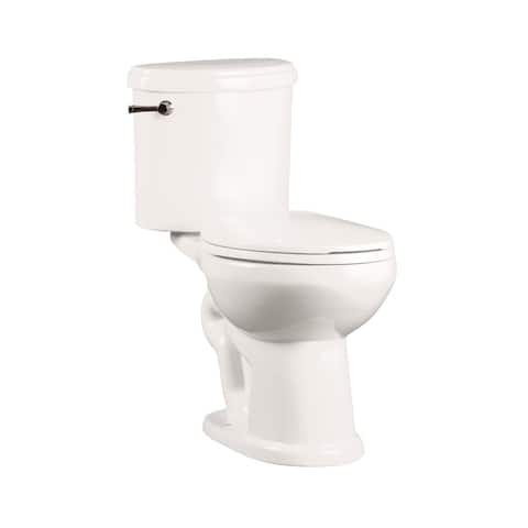 """Mirabelle MIRPR200 Provincetown 1.28 GPF Toilet Tank Only with 12"""" Rough In - Left Hand Trip Lever"""