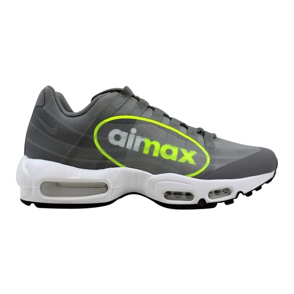 new product 326cf c412b Nike Air Max 95 NS GPX Dust Volt-Dark Pewter-White Men