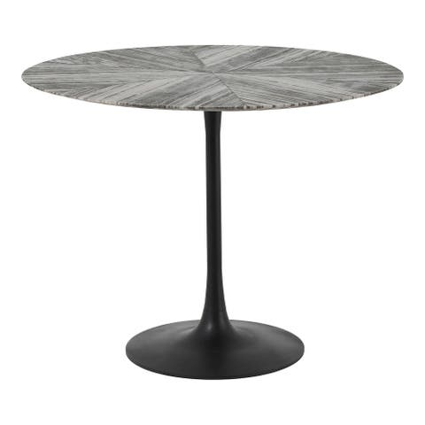 Aurelle Home Nimba Marble Dining Table