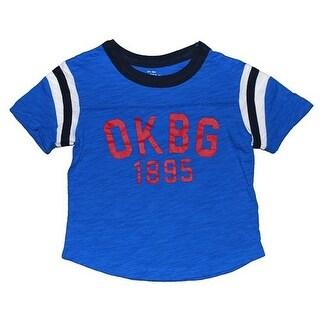 Osh Kosh Boys 2T-4T Crew Jersey