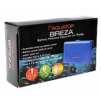 Aquatop Breza Battery Powered Aquarium Air Pump 1 Count