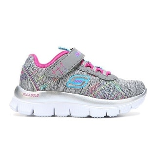 Skechers Girl's Toddler APPEAL FABTAST Sneaker