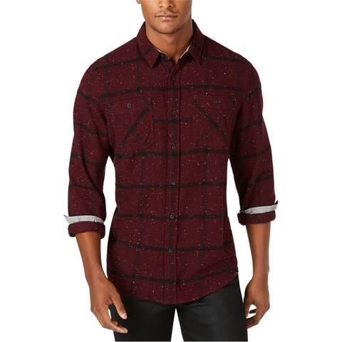 American Rag Mens Heaton Button Up Shirt