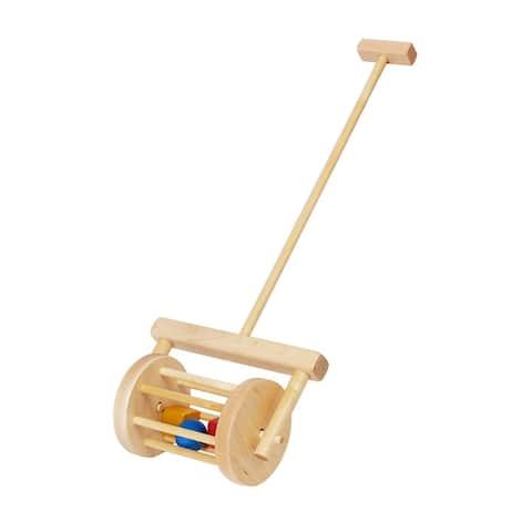 Maple Block Roller Toy