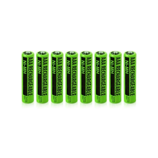 Replacement Battery for Cobra NiMh AAA (8 Pack)