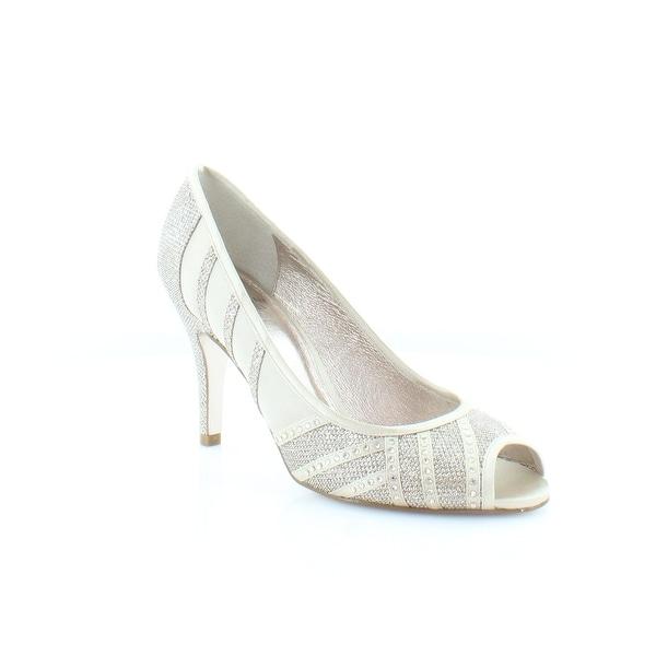 Adrianna Papell Flair Women's Heels Platino