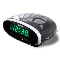 Jensen AM/FM Dual Alarm Clock Radio