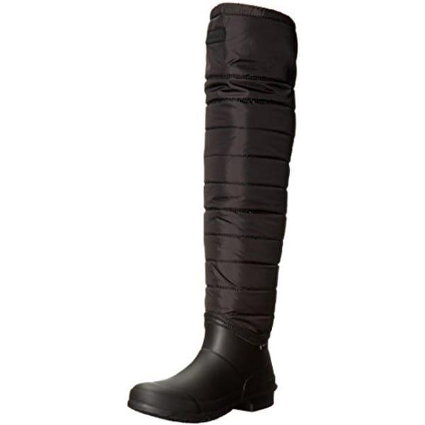 c75c15a7282 Shop Tretorn Womens Harriet Rain Boots Nylon Over-The-Knee - Free ...