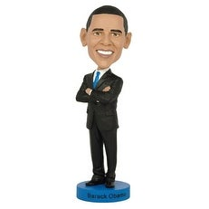 Barack Obama Collector's Edition Bobblehead - multi