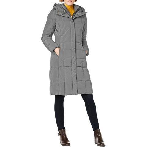 Cole Haan Womens Parka Coat Winter Down