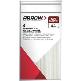 """Arrow 6Pk 4"""" Glue Sticks"""