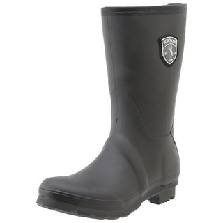 Kamik Womens Jenny Rain Boots Rubber Mid-Calf