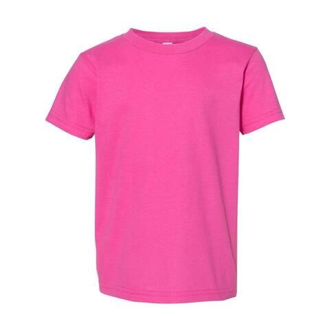 Toddler Fine Jersey Short Sleeve T-Shirt