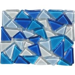 """Crystal A-Ice Age - Crafters Cut Sheeted 4""""X3"""" Tiles"""