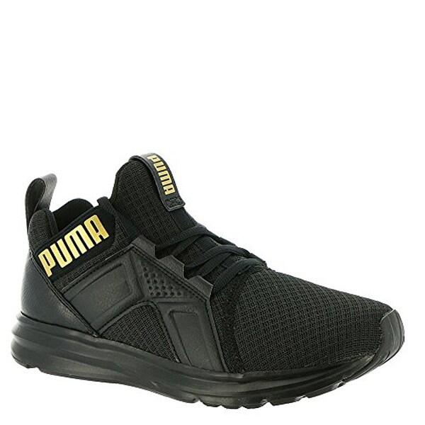 Enzo Premium Mesh Wn Sneaker, Black