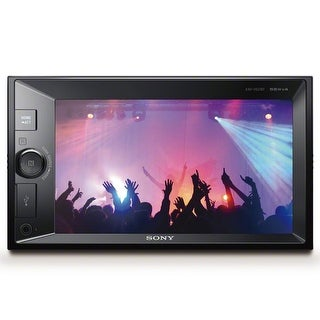 "Sony XAV-V631BT 6.2"" Media Touchscreen Receiver w/ Bluetooth & SongPal"