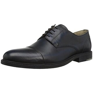BOSS Hugo Boss Mens Cultural Roots Oxfords Leather Derby