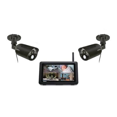 Uniden UDR744HD Guardian HD Wireless Video Surveillance System w/ Night Vision