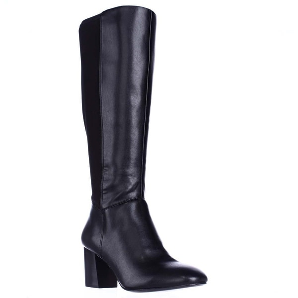 BCBGeneration Dice Knee High Dress Boots, Black