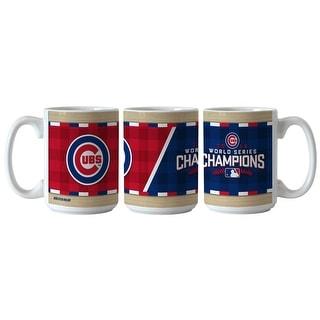 Chicago Cubs World Series Champions Ceramic Mug