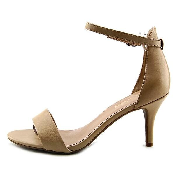 013dd8d0f Shop Kelly & Katie Womens Kirstie Open Toe Ankle Strap Classic Pumps ...