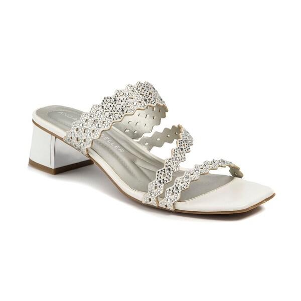 Andrew Geller Vinnie Women's Sandals & Flip Flops White