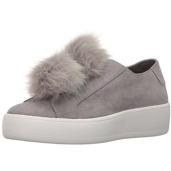 Steve Madden Womens Bryanne Low Top Slip On Fashion Sneakers
