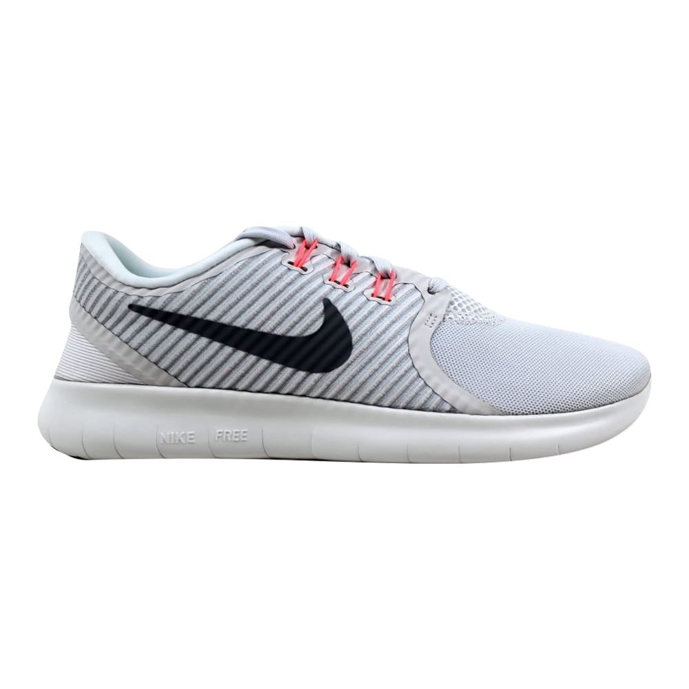 Nike Free RN Commuter Pure PlatinumCool Grey 831511 004 Women's
