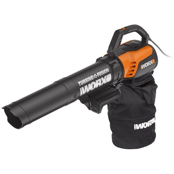 Worx WG510 Turbine Fusion Electric Blower/Mulcher/Vacuum