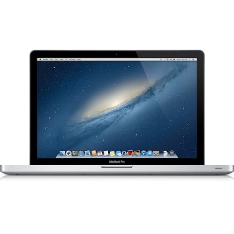 "Apple MacBook Pro MC226LL/A Intel Core Duo T9600 X2 2.8GHz 4GB 500GB 17"", Silver (Scratch and Dent)"