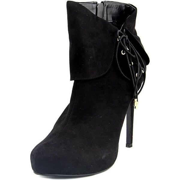 Thalia Sodi Ohlivia Women Black Boots
