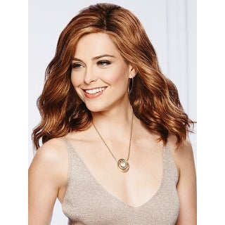 Runway Waves Large by Gabor - Synthetic, Personal Fit, Monofilament Part Wig