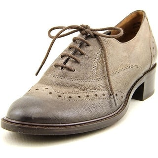 Paul Green Addly Women Round Toe Leather Oxford