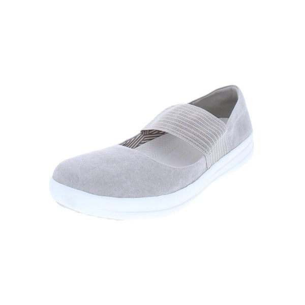 b1fd9ecf39e Shop Fitflop Womens F-Sporty Mary Jane Mary Janes Padded Insole Slip ...